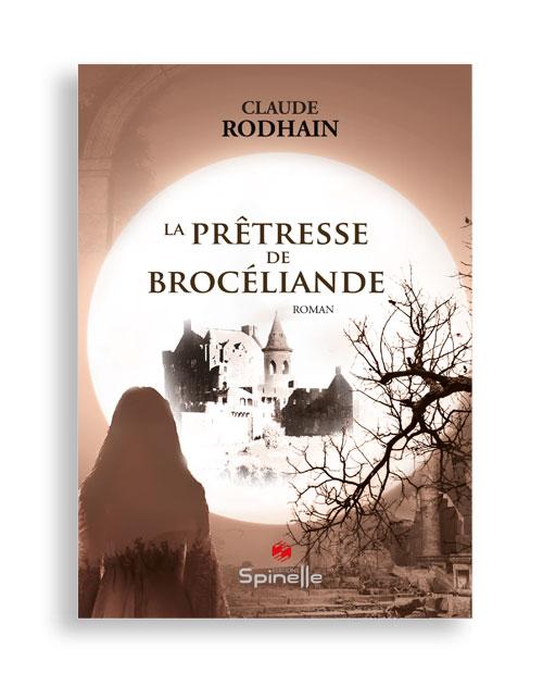 La prêtresse de Brocéliande