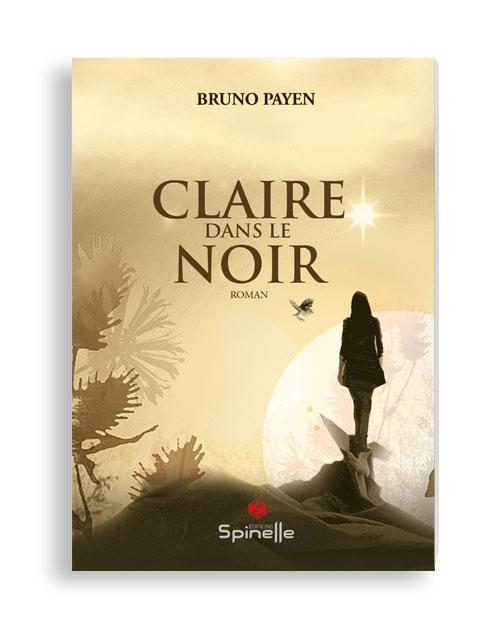 Claire dans le noir