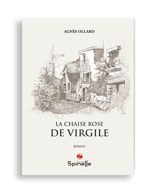 La chaise rose de Virgile